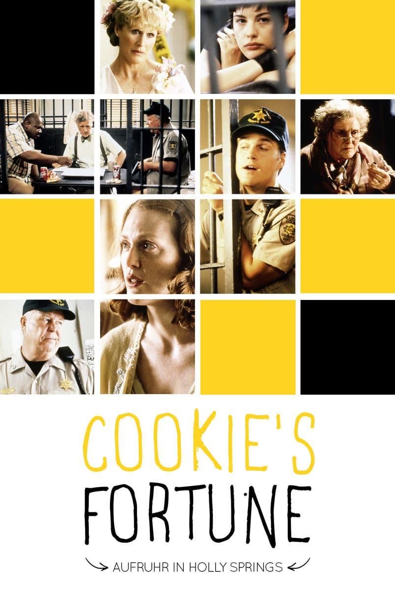 """Plakat von """"Cookie's Fortune - Aufruhr in Holly Springs"""""""