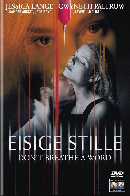 """Plakat von """"Eisige Stille"""""""