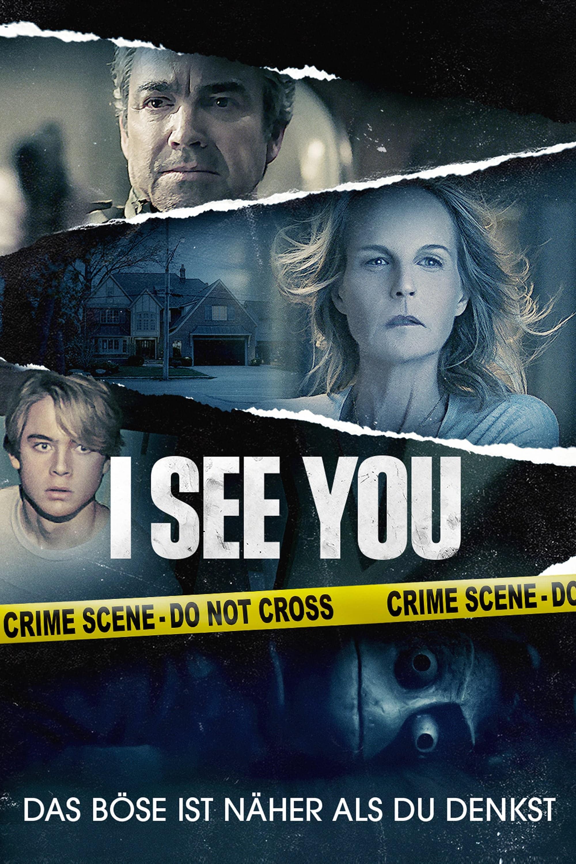 """Plakat von """"I See You - Das Böse ist näher als du denkst"""""""