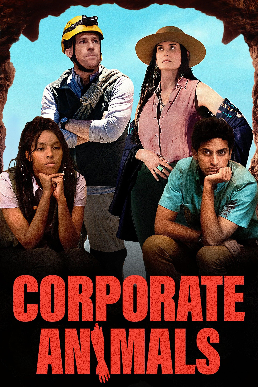 """Plakat von """"Corporate Animals"""""""