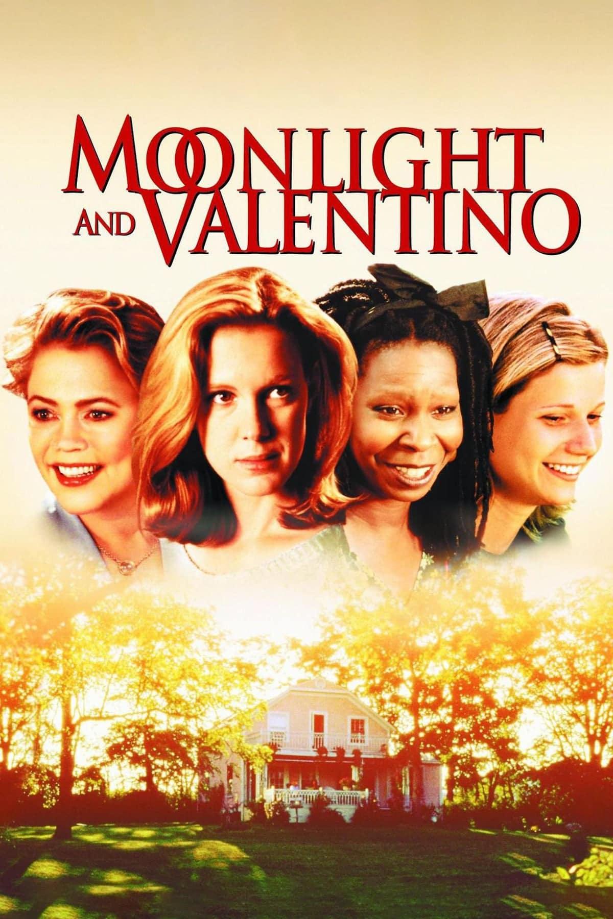 """Plakat von """"Moonlight & Valentino"""""""