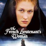 """Plakat von """"Die Geliebte des französischen Leutnants"""""""
