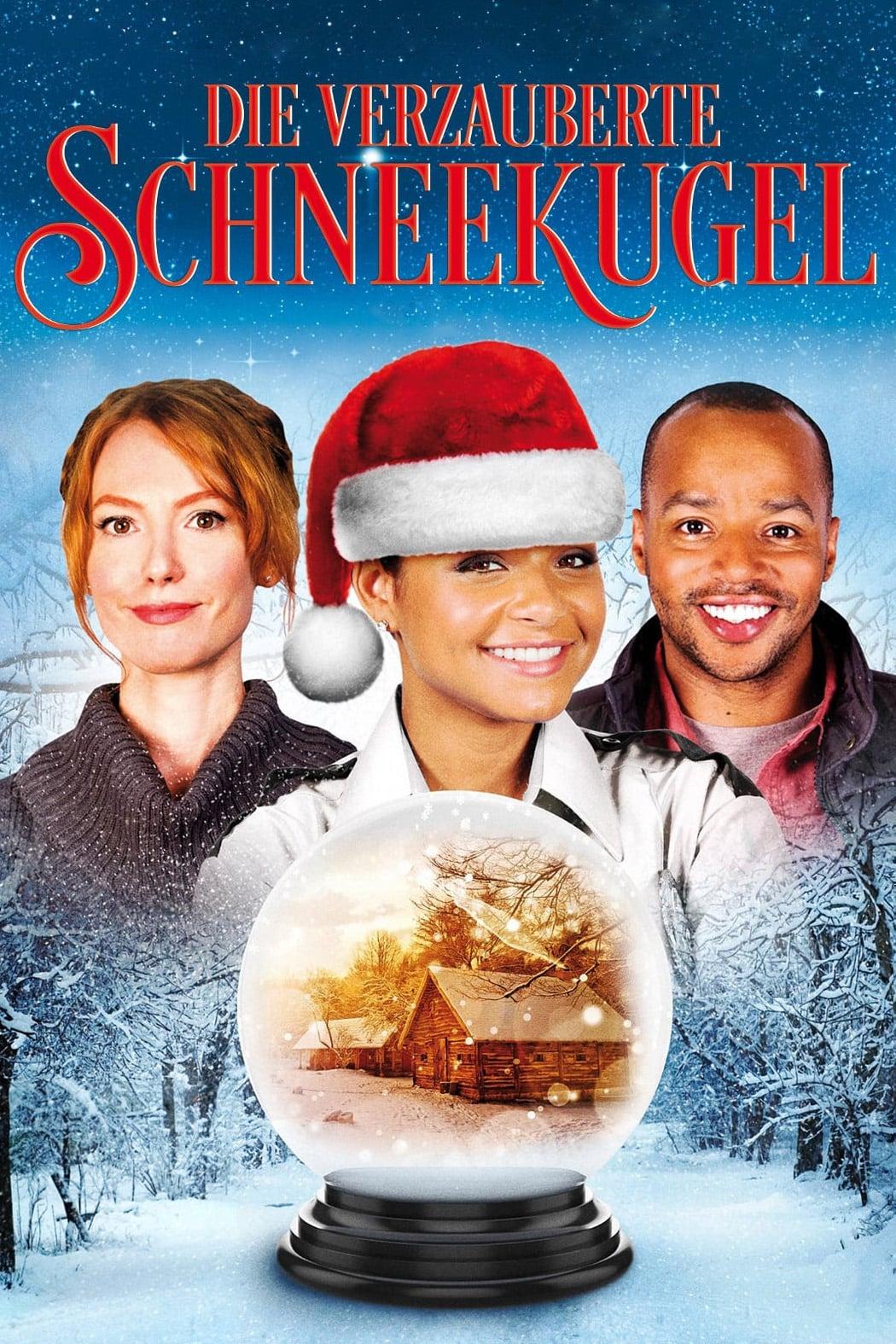 """Plakat von """"Die verzauberte Schneekugel"""""""