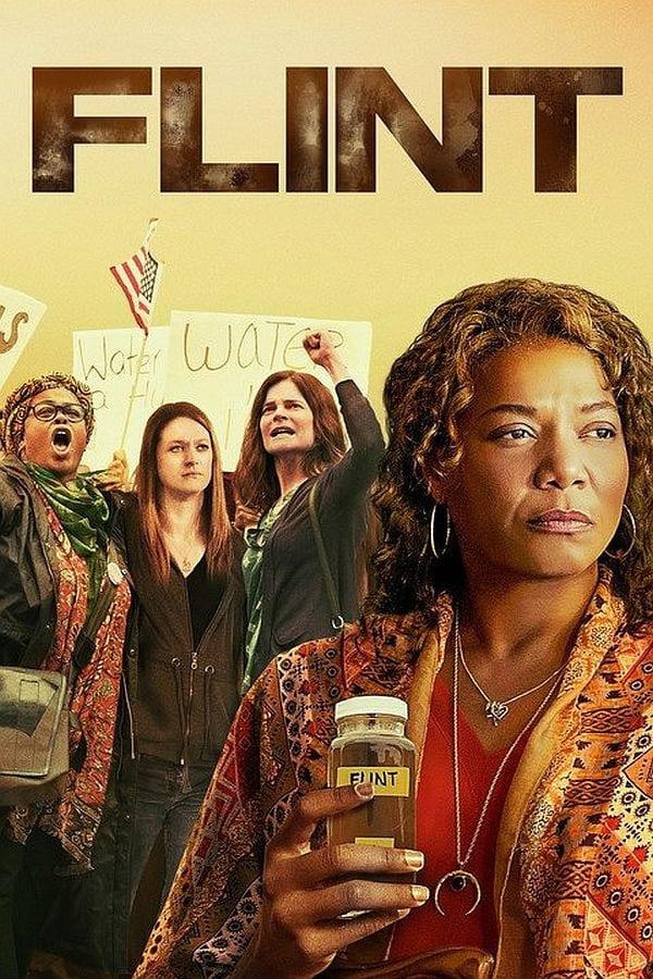 """Plakat von """"Flint"""""""