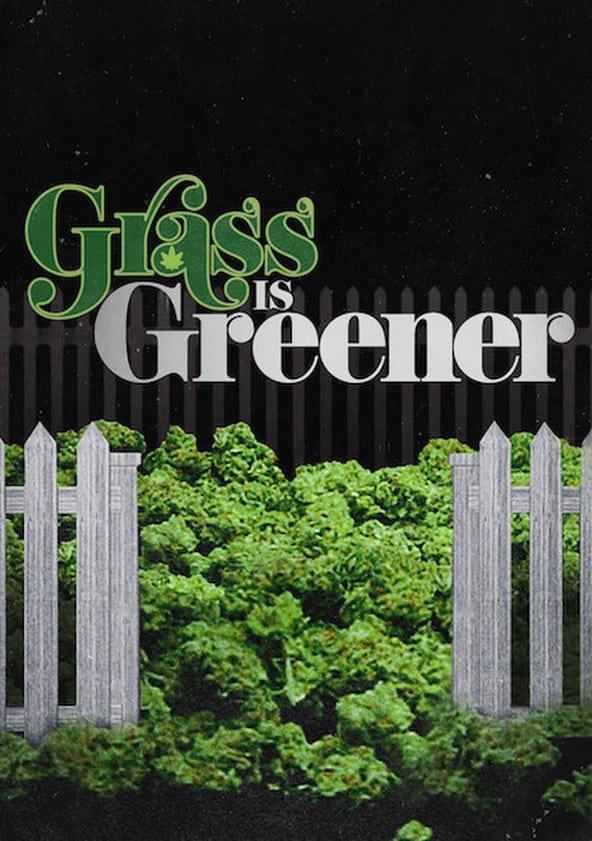 """Plakat von """"Grass Is Greener"""""""