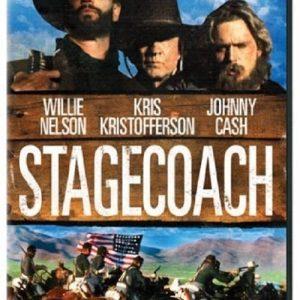 """Plakat von """"Stagecoach - Höllenfahrt nach Lordsburg"""""""