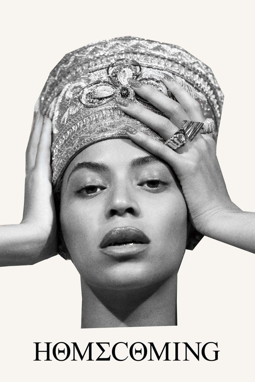 """Plakat von """"Homecoming – Ein Film von Beyoncé"""""""