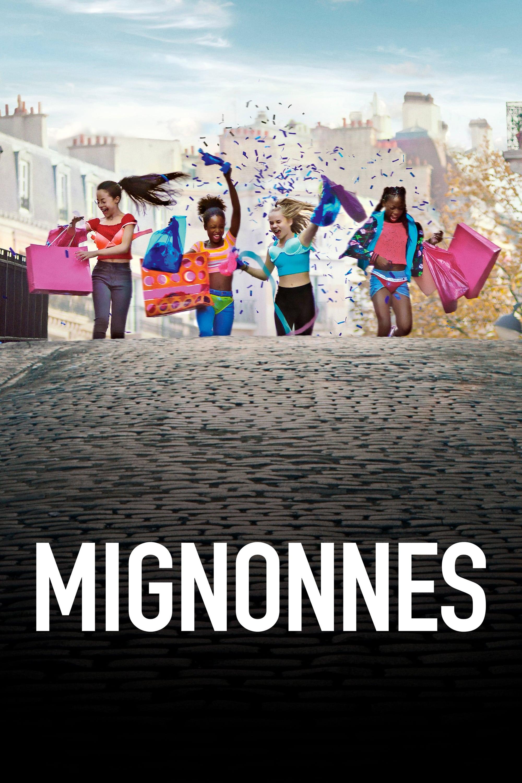 """Plakat von """"Mignonnes"""""""