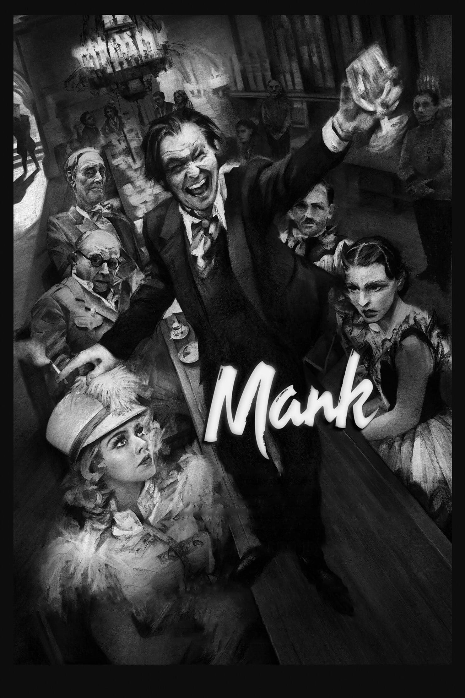 """Plakat von """"Mank"""""""