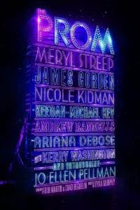 """Plakat von """"The Prom"""""""