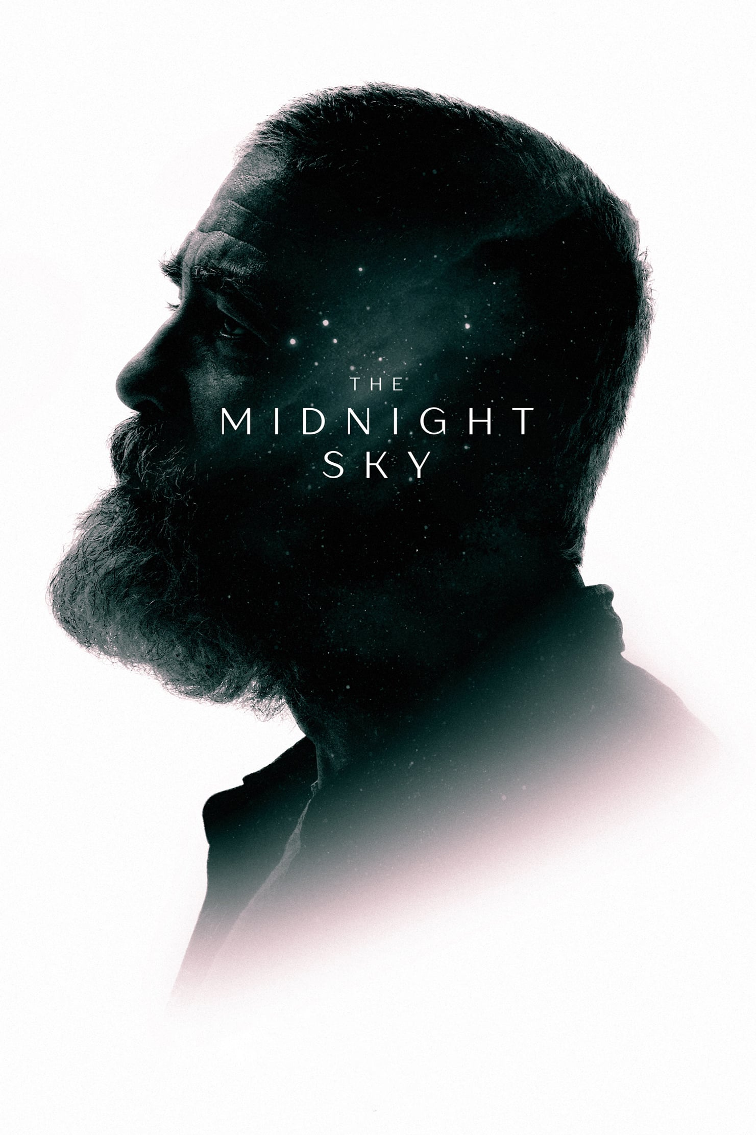 "Plakat von ""The Midnight Sky"""