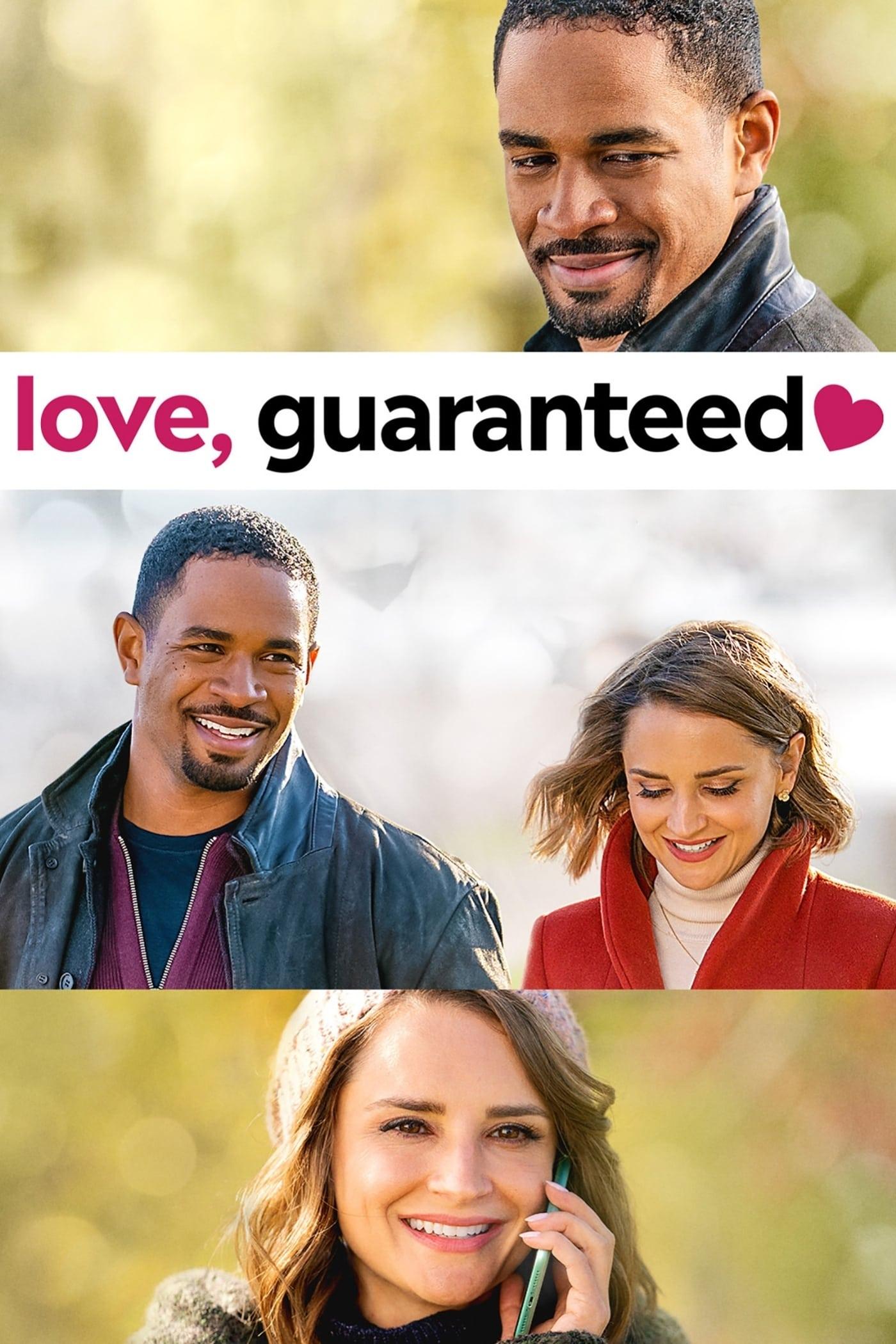 """Plakat von """"Liebe garantiert"""""""