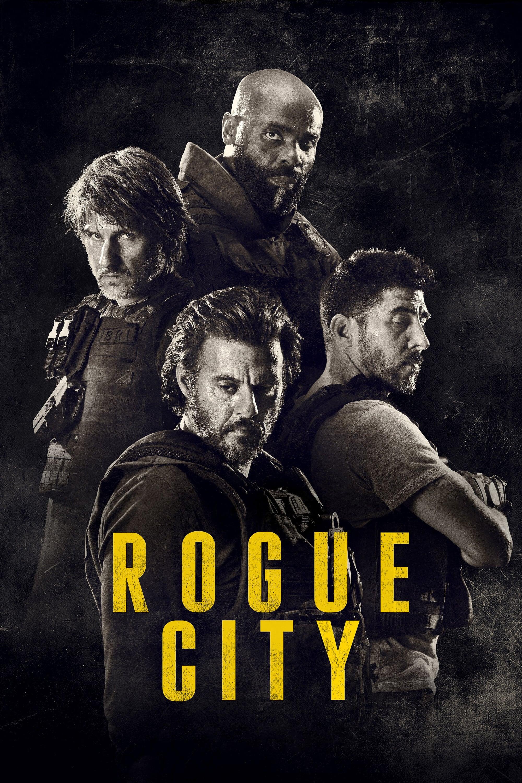 """Plakat von """"Banden von Marseille"""""""
