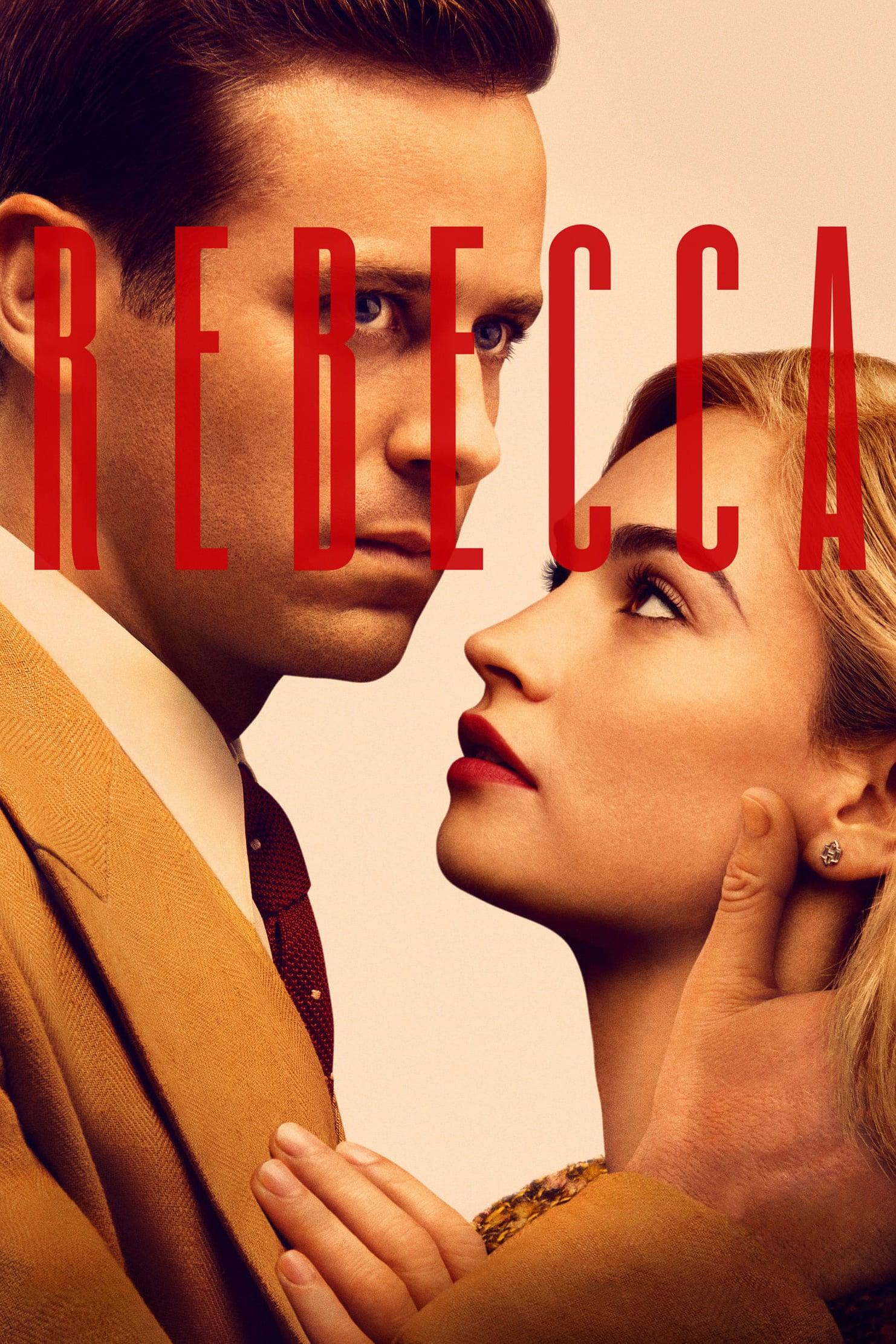 """Plakat von """"Rebecca"""""""