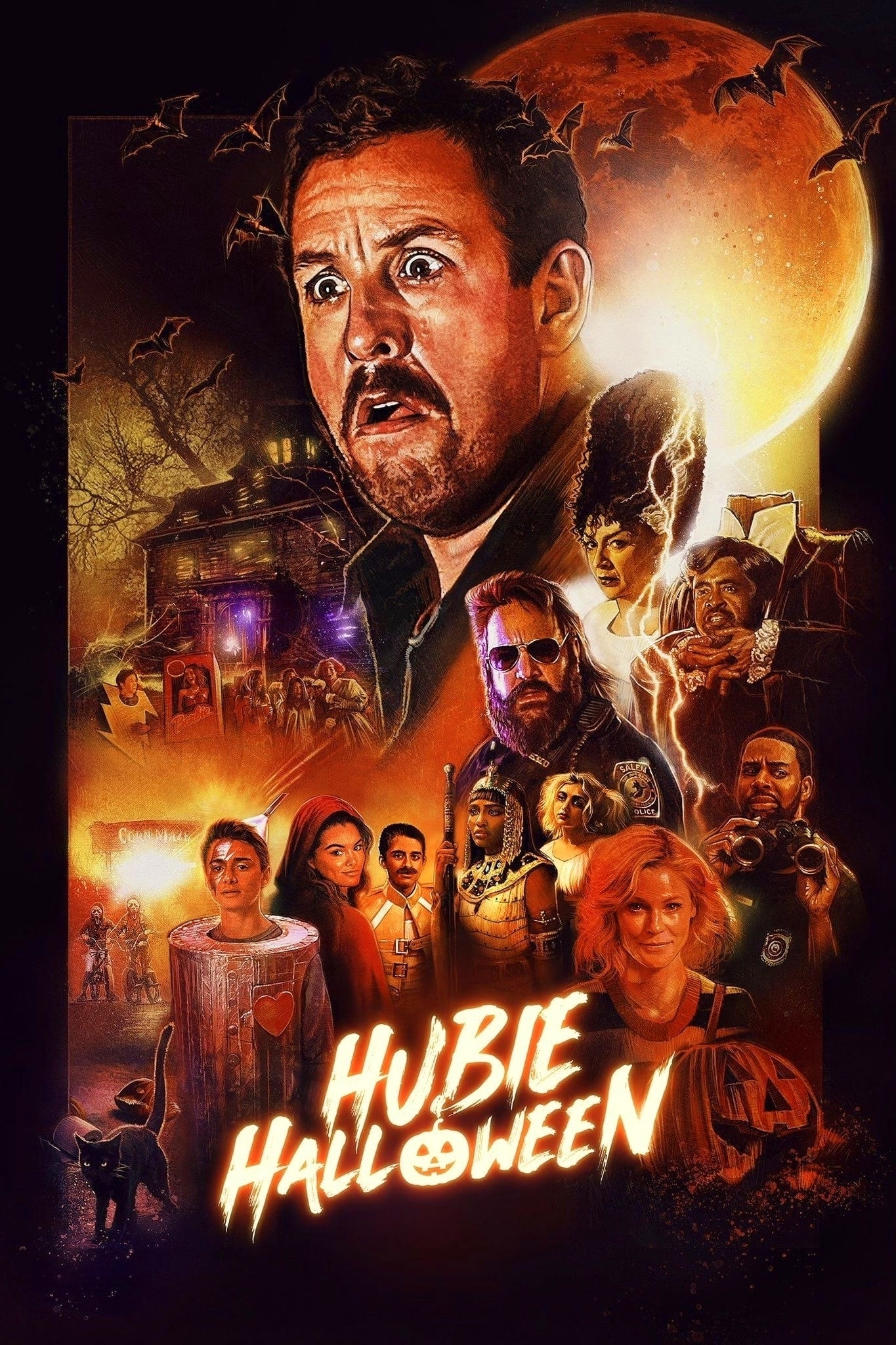 """Plakat von """"Hubie Halloween"""""""