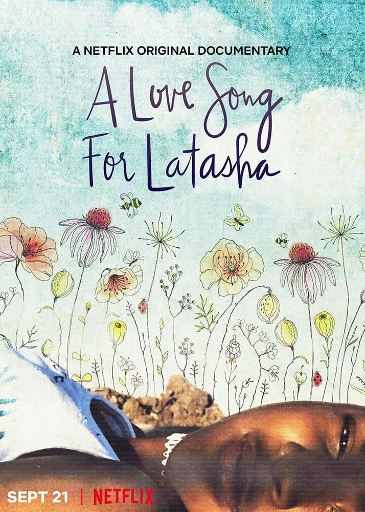 "Plakat von ""A Love Song for Latasha"""