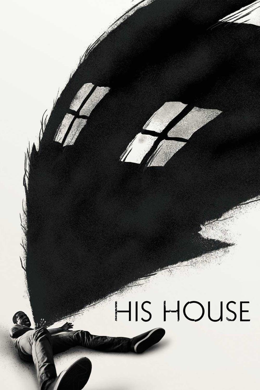 """Plakat von """"His House"""""""