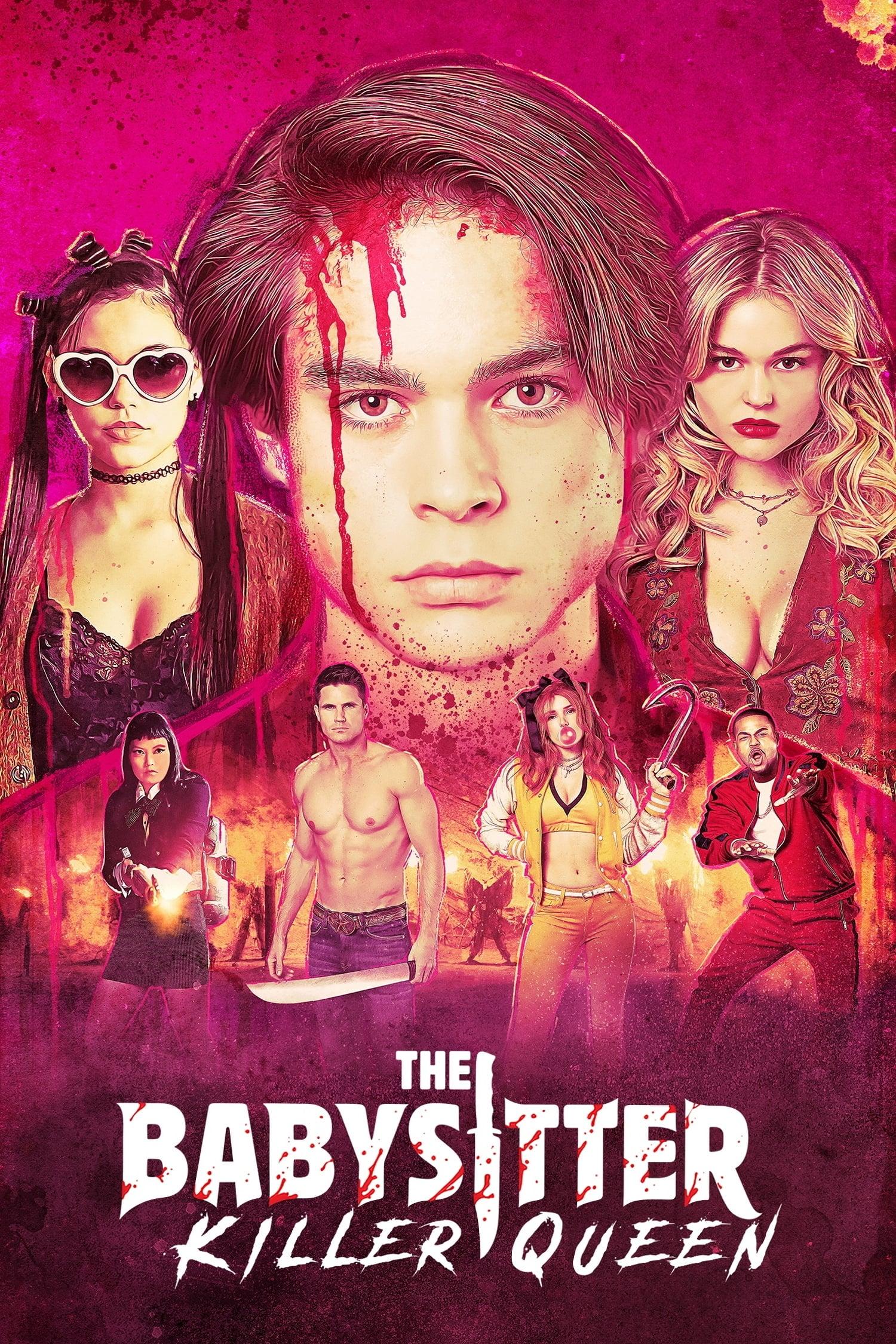 """Plakat von """"The Babysitter: Killer Queen"""""""
