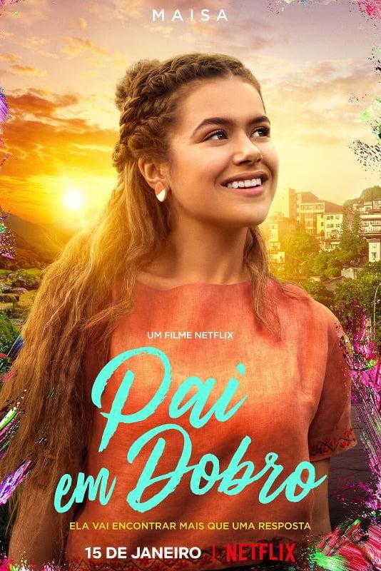 """Plakat von """"Pai em Dobro"""""""