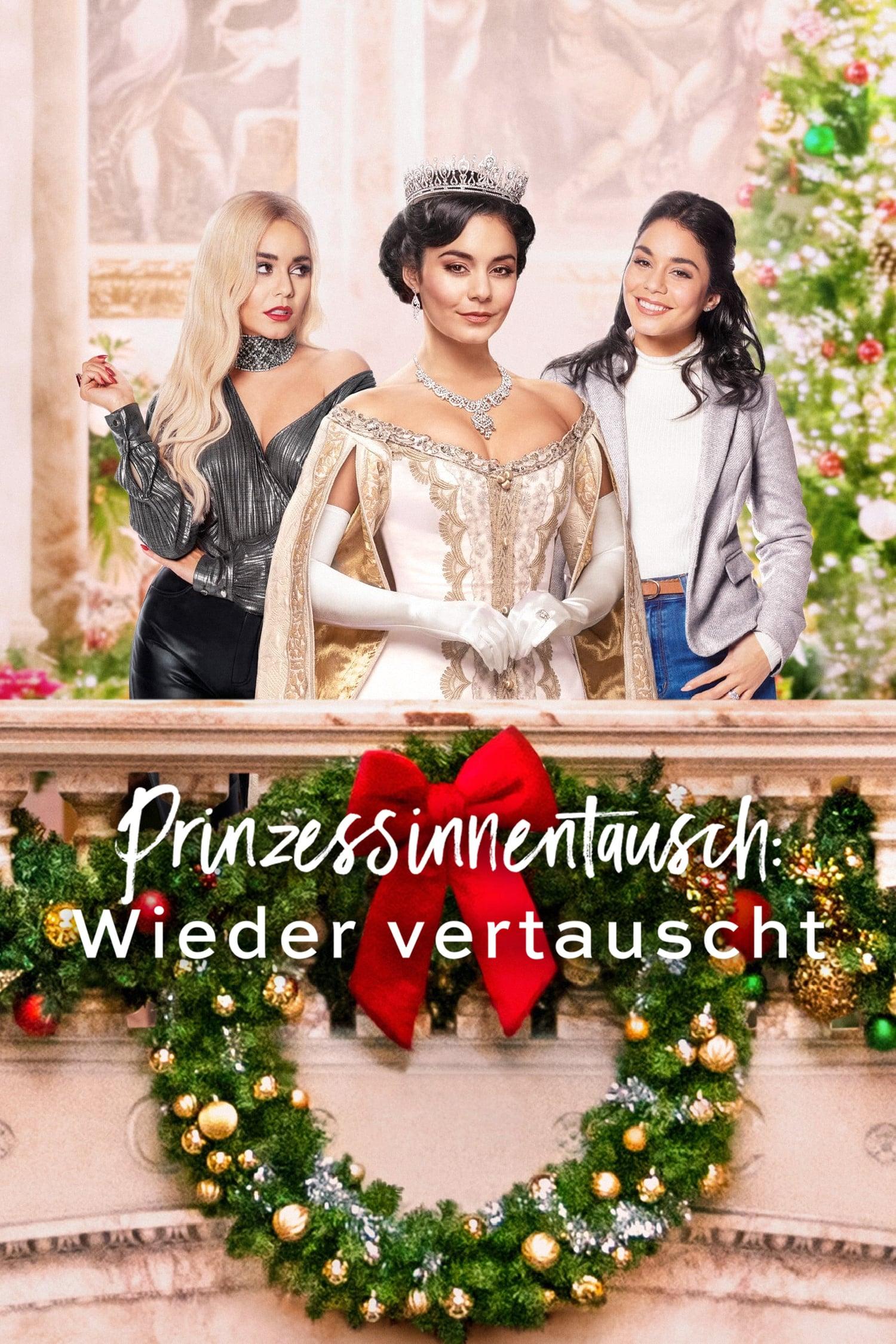 """Plakat von """"Prinzessinnentausch: Wieder vertauscht"""""""