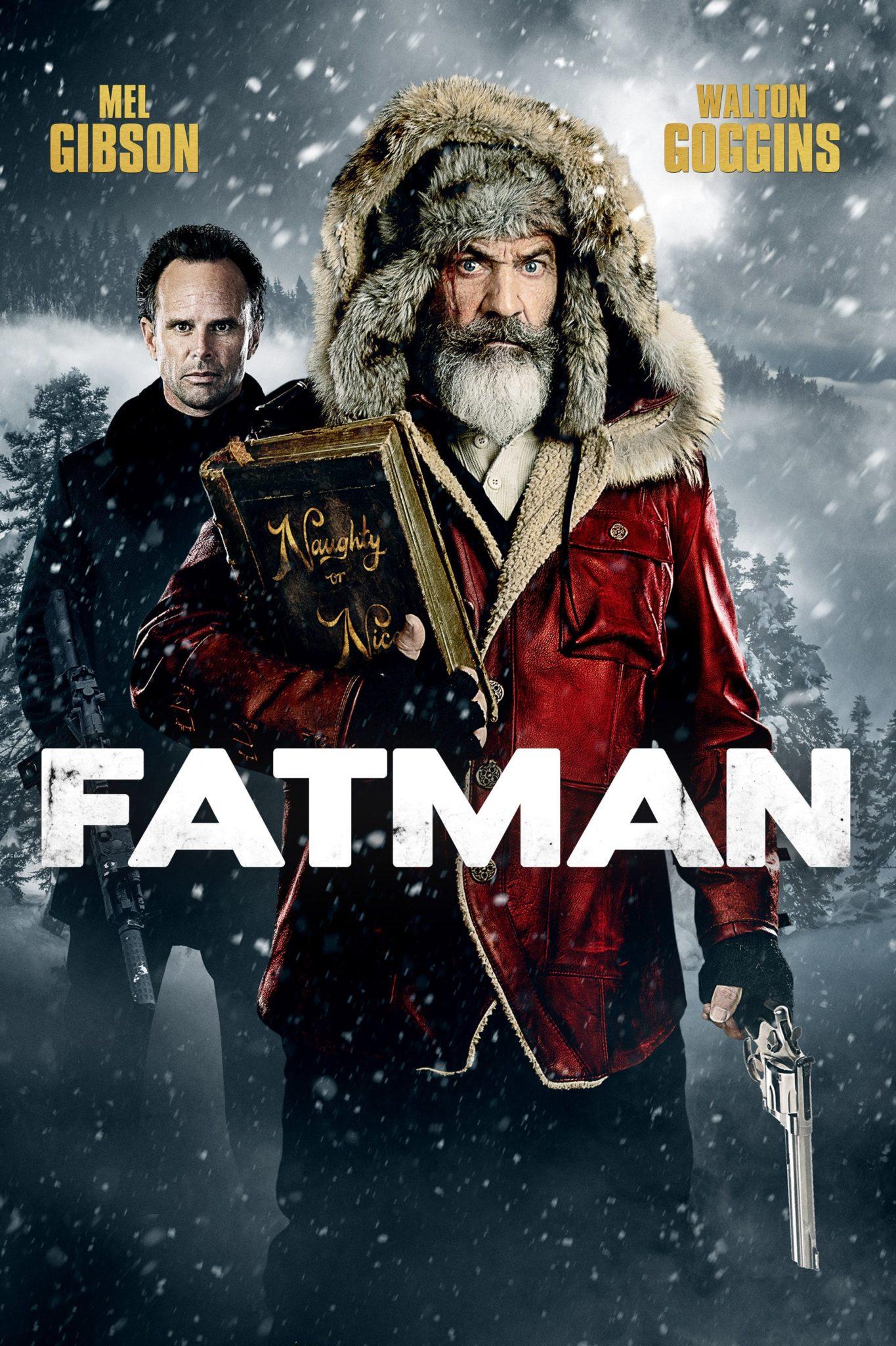 """Plakat von """"Fatman"""""""