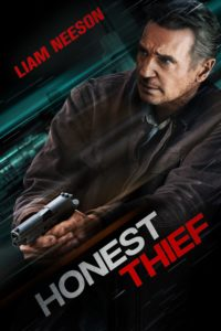 "Plakat von ""Honest Thief"""