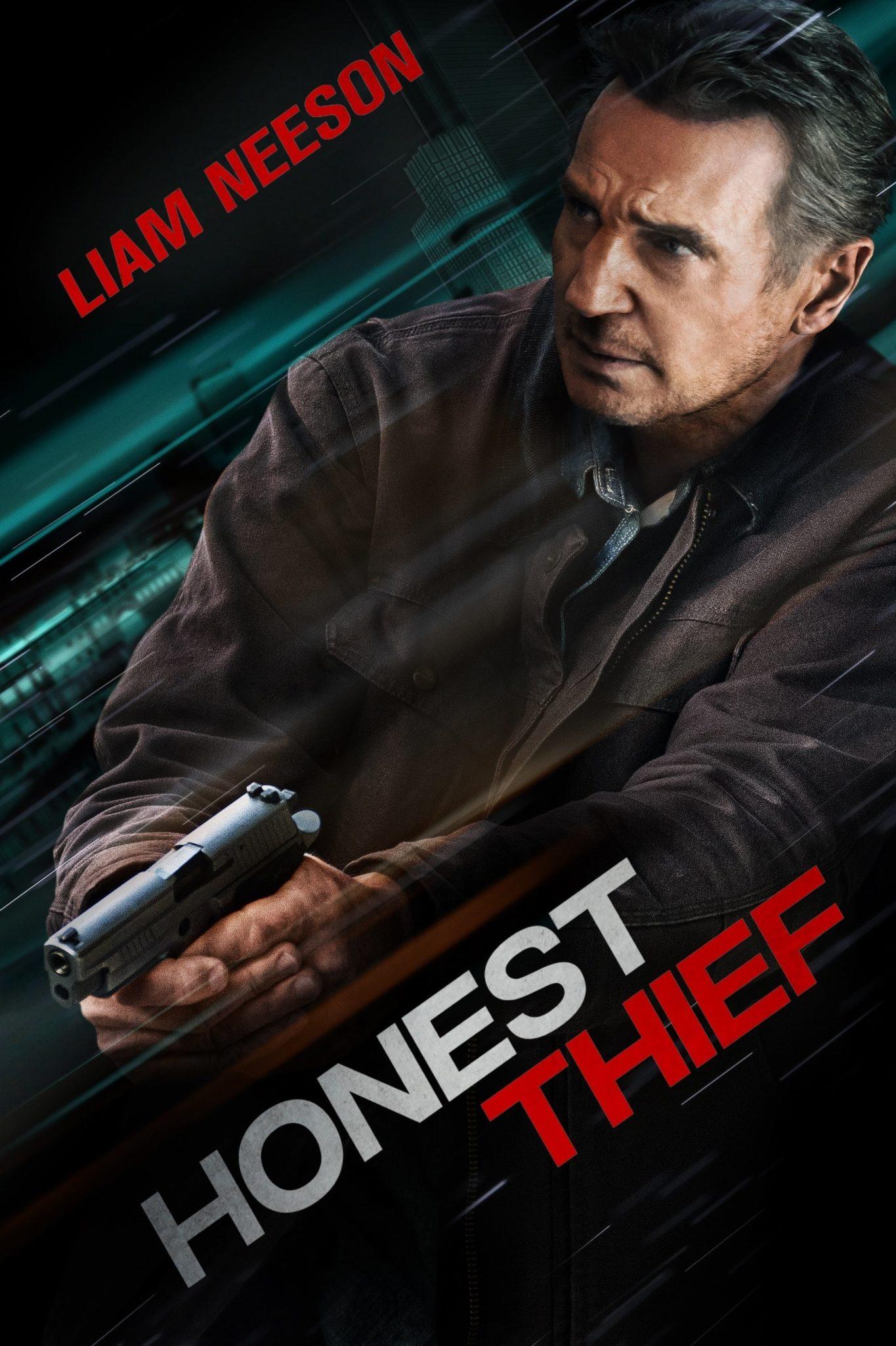 """Plakat von """"Honest Thief"""""""